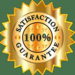 100 procent tevreden garantie