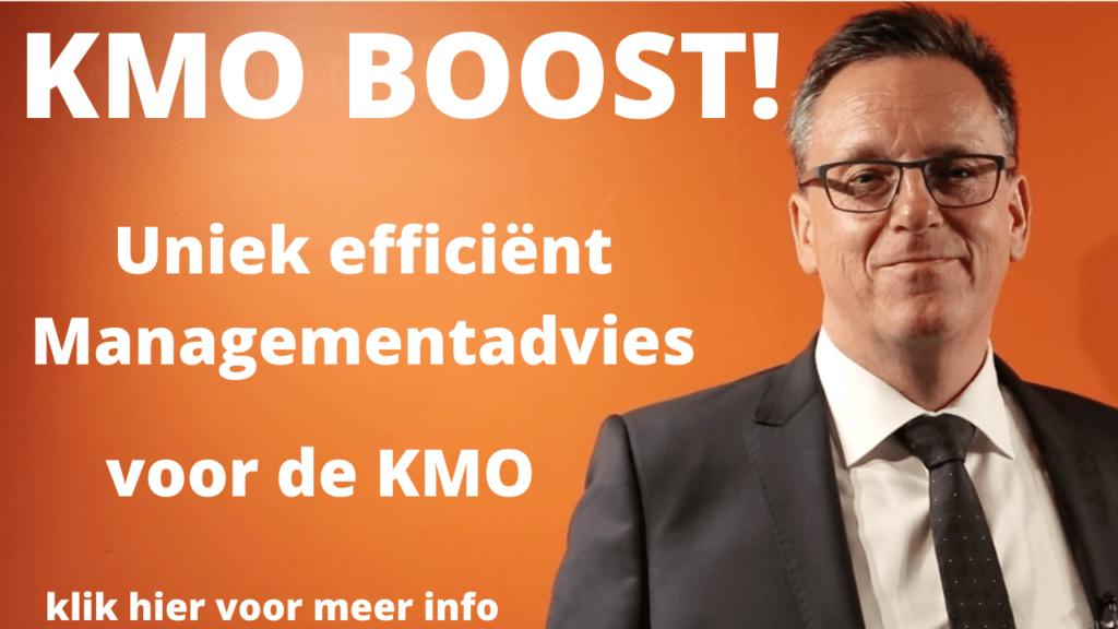 KMO BOOST opleiding online advies hybride