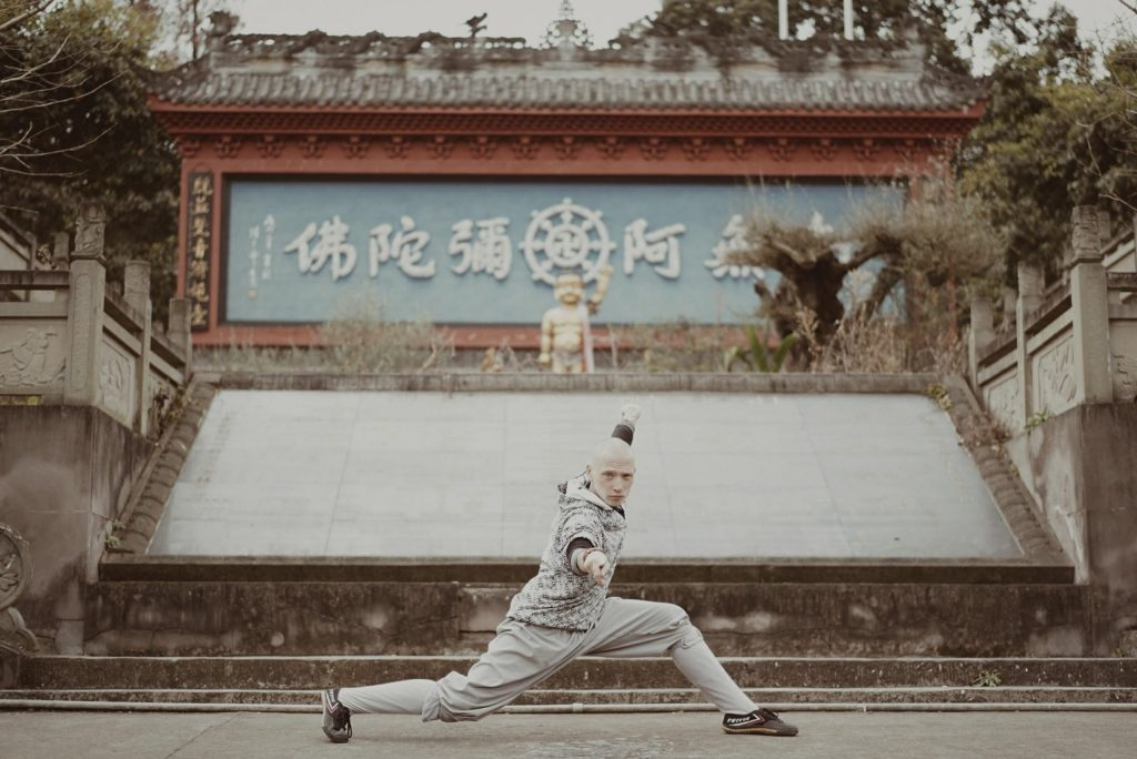 Flexibel wie Bruce Lee