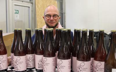 Rock Island Winery: Bornholm er genial, hvis du vil starte noget op
