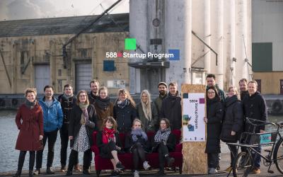 Startups fra Amager, Jægerspris og Canada bruger nu Bornholm som affyringsrampe