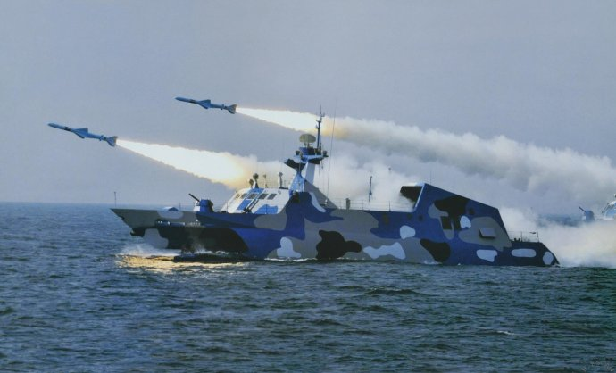 Russia's missile boats