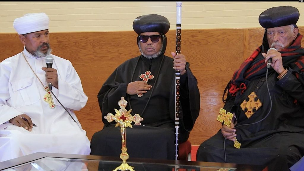 Interview with the Eritrean Holy saynod