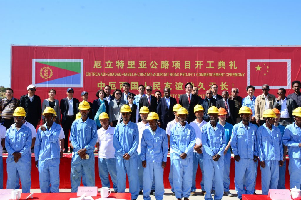 The mountainous segment will be constructed by SFECO company