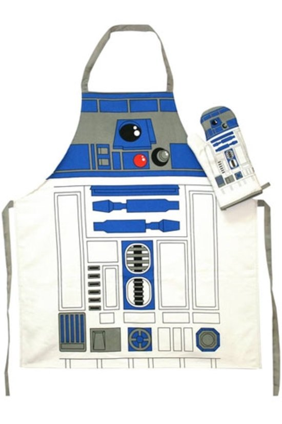 R2 D2 apron