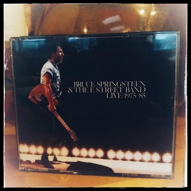 Bruce Springsteen & E Street Band Live Album