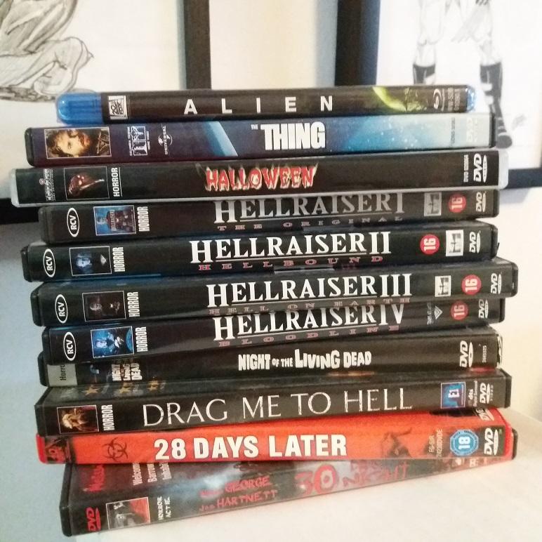 Horror classic movies