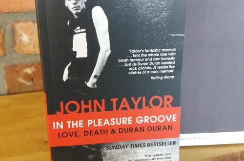 John Taylor Book In The Pleasure Groove