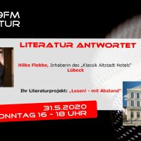 Literatur antwortet: Hilke Flebbes Literaturprojekt