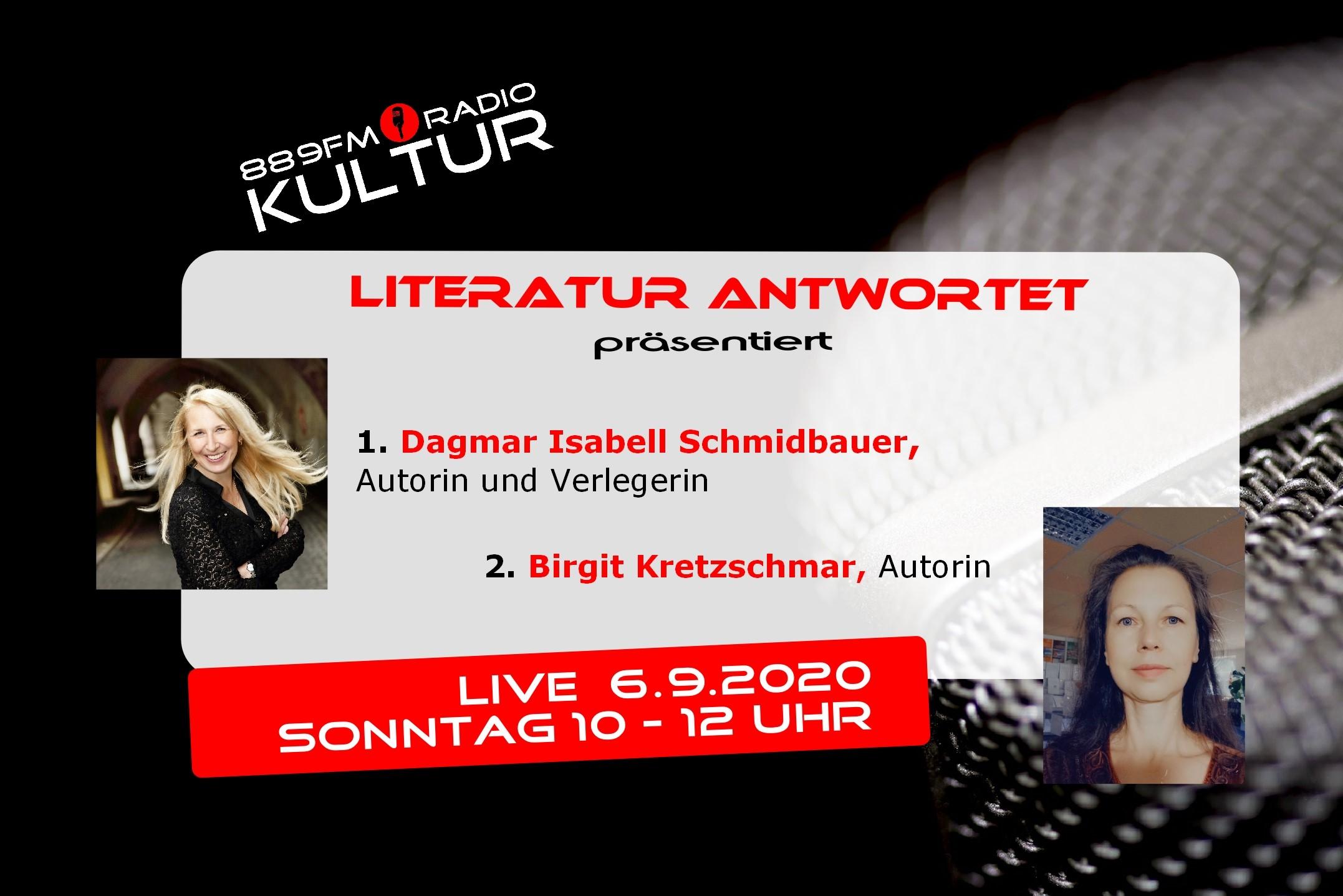Radio 889FM Kultur, 889FM Kultur, Radio 889FM