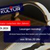 Radio 889FM Kultur, 889FM Kultur, 889FM