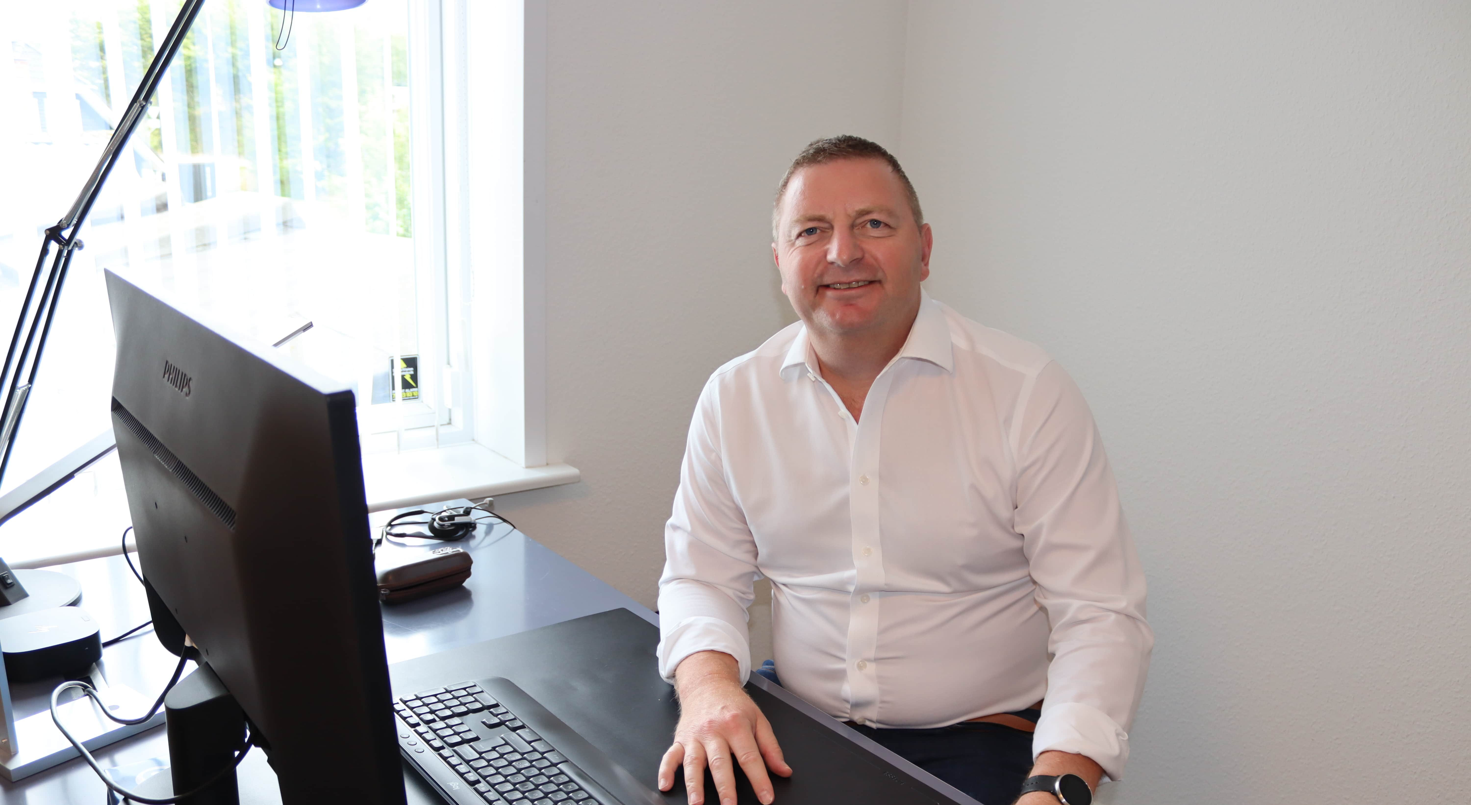 New Sales & Tender Manager to lead global expansion and follow customers internationally