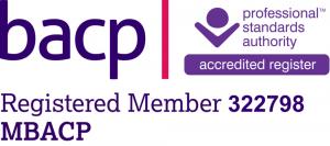 Rafael Dupré - BACP logo