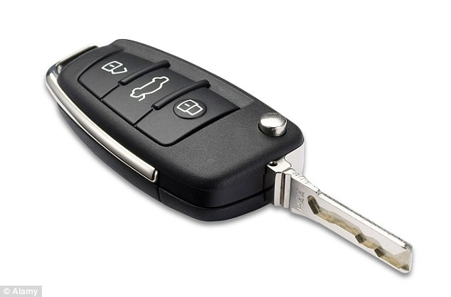 spare car key chesterfield