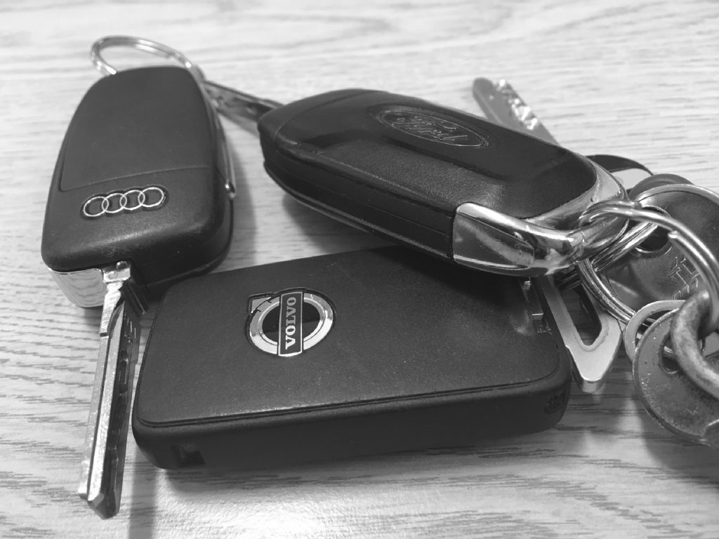 lost car keys chesterfield