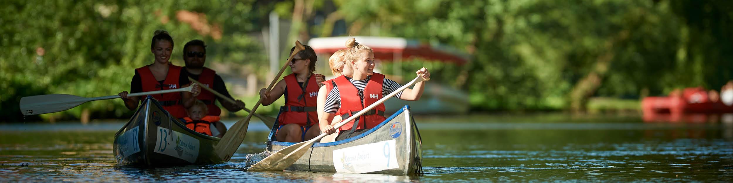 Aafartens Canoe Rental