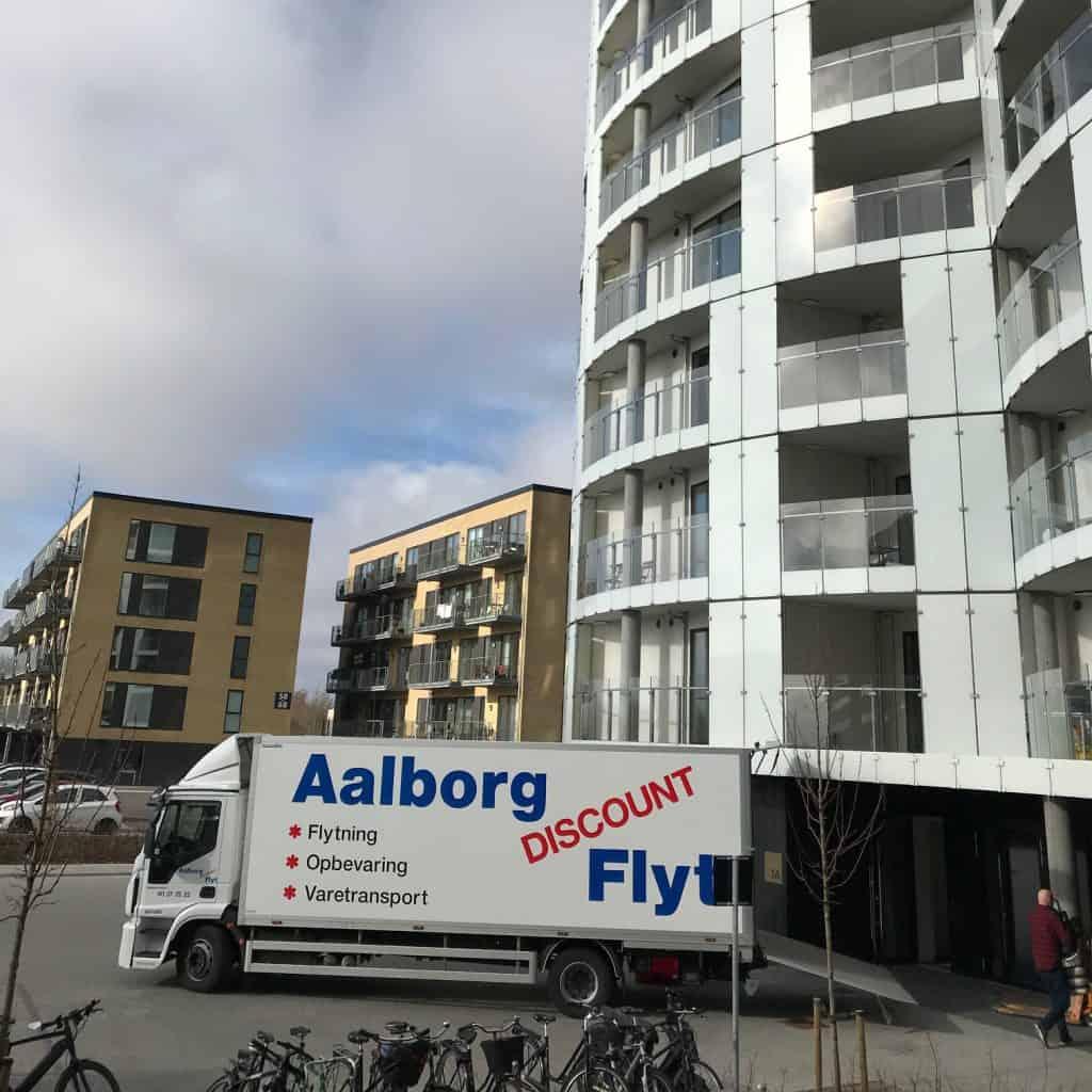 Aalborg Discount Flyt
