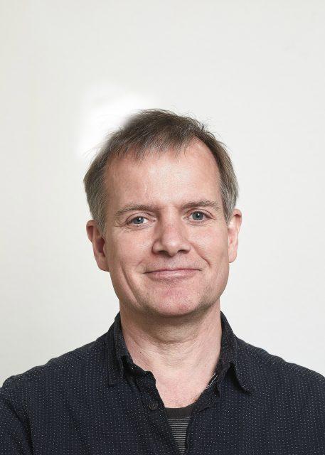 Kurt Frimodt, formand Århus Jazzklub