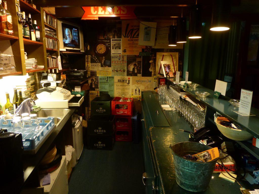 Den Gamle By - Jazzbar Bent J. Foto: Leif Jørgensen, Wikipedia.org