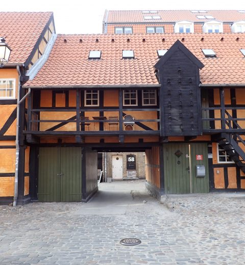 Vestergade 58, Århus