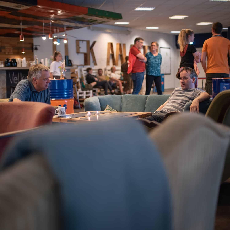 Hygge i Elsk Aalborg caféen