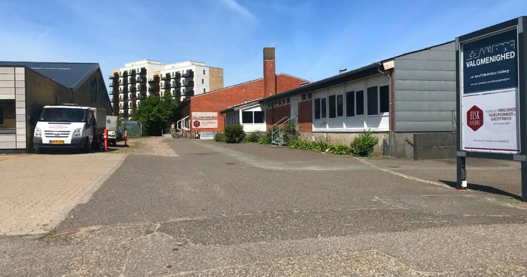 Aalborg Valgmenighed, Hjulmagervej 28