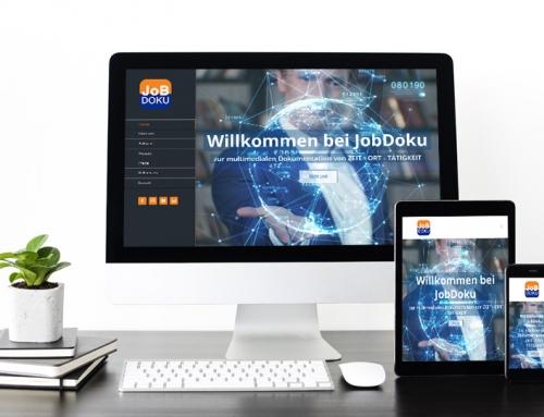 Web Design – www.jobdoku.com