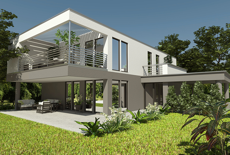 3D Architektur Visualisierungen