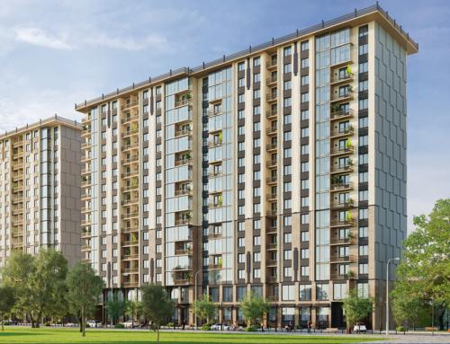 Architektur Visualisierungen Apartment ET