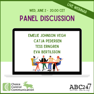CCC webinar Panel discussion 2