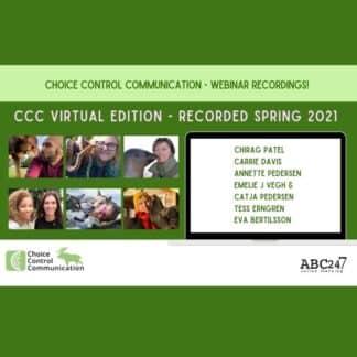 shortcut to CCC webinar series