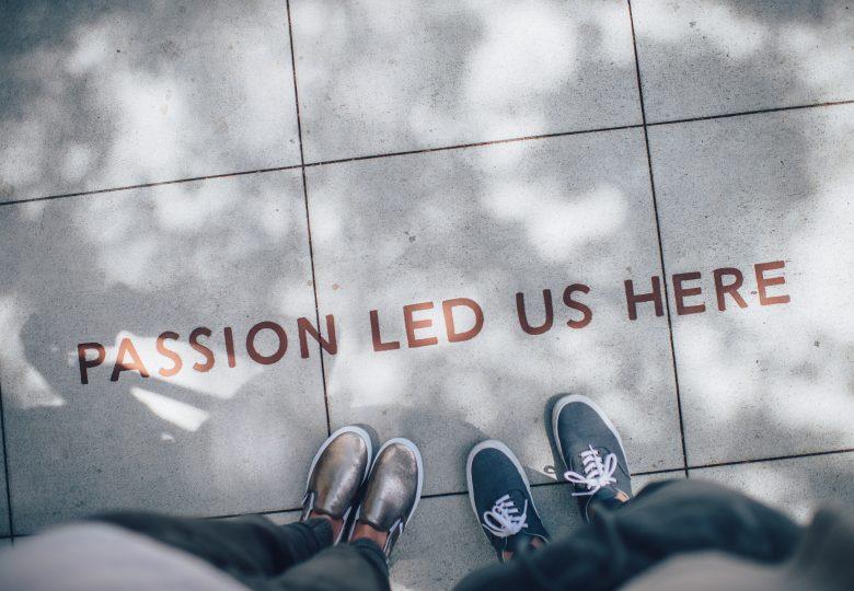 Passion er en energi