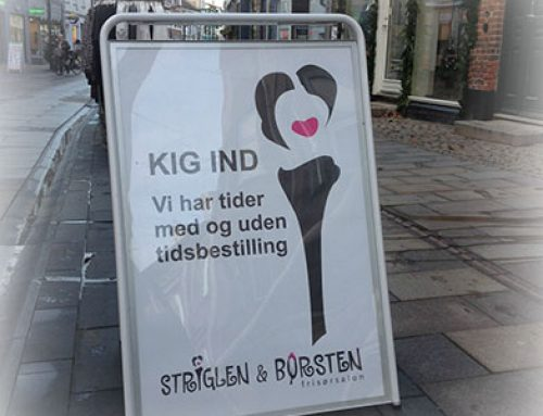Plakater til gadeskilt
