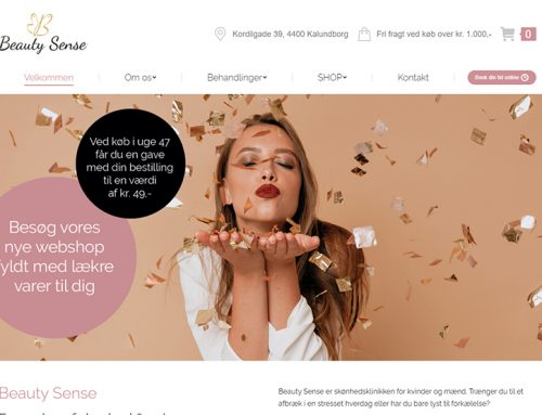 Beauty Sense WordPress