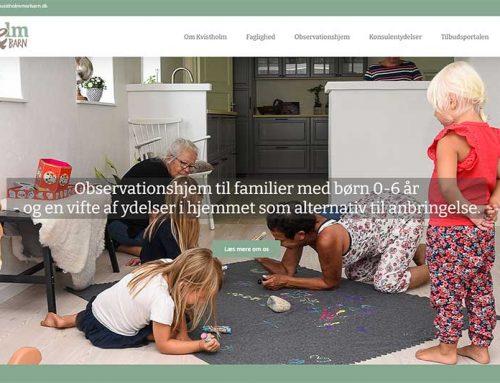 Kvistholm mor & barn