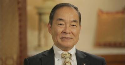 Vice Admiral (ret) Shin Tani