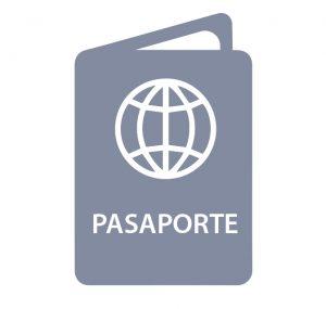 Pasaporte icono