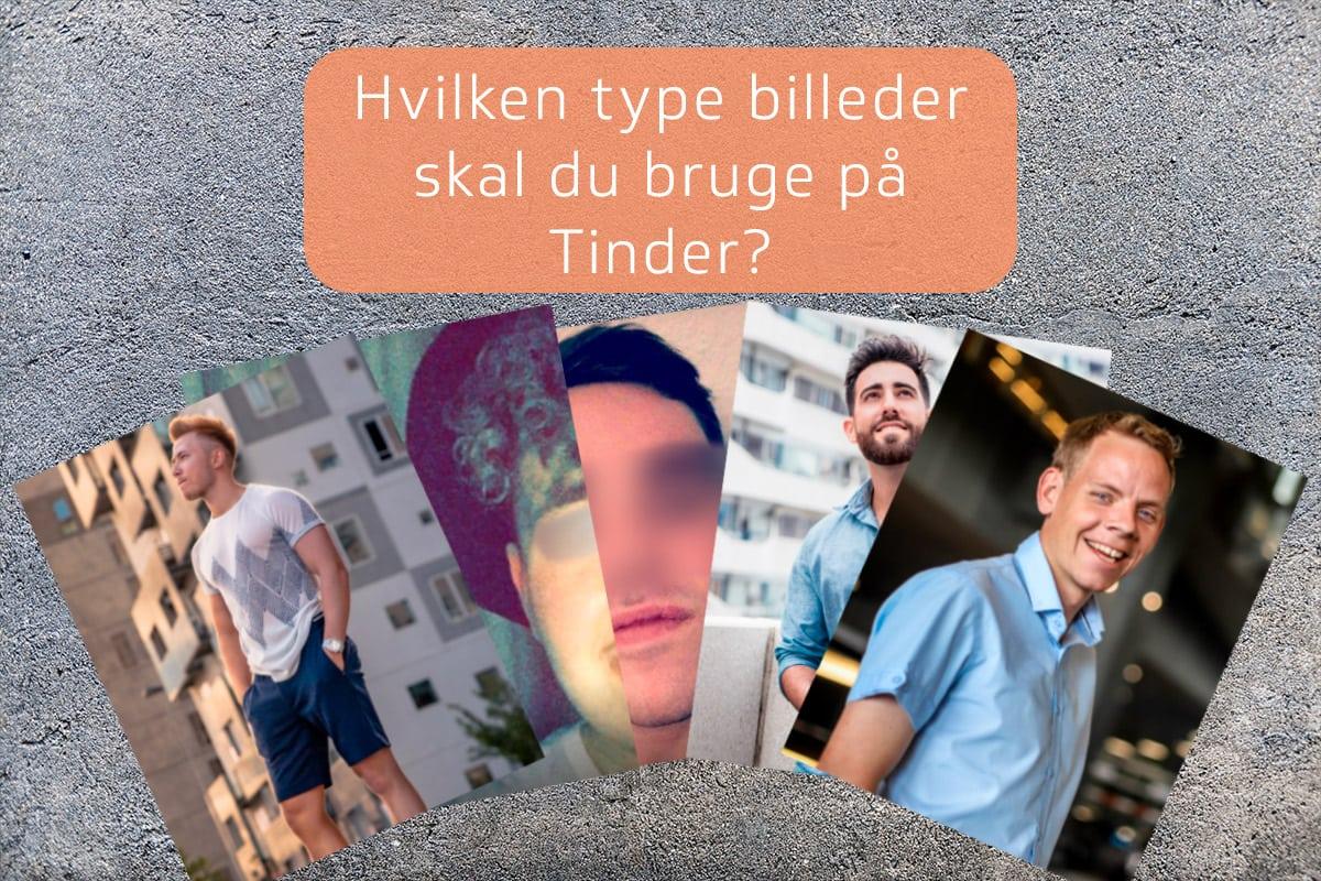 Hvilke Tinder billeder skal du bruge?