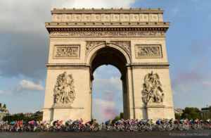 Tour de France - Triumphbogen