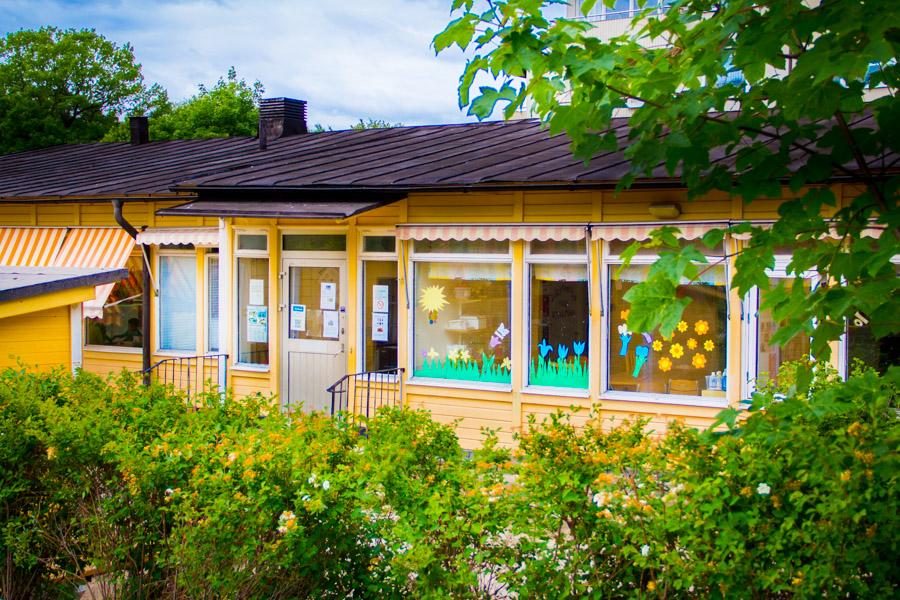 Förskola i Skärholmen, Ekgården