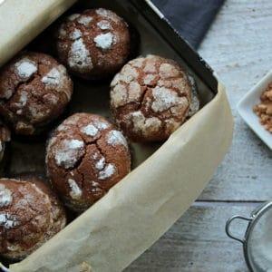 Crinkles au levain sans gluten