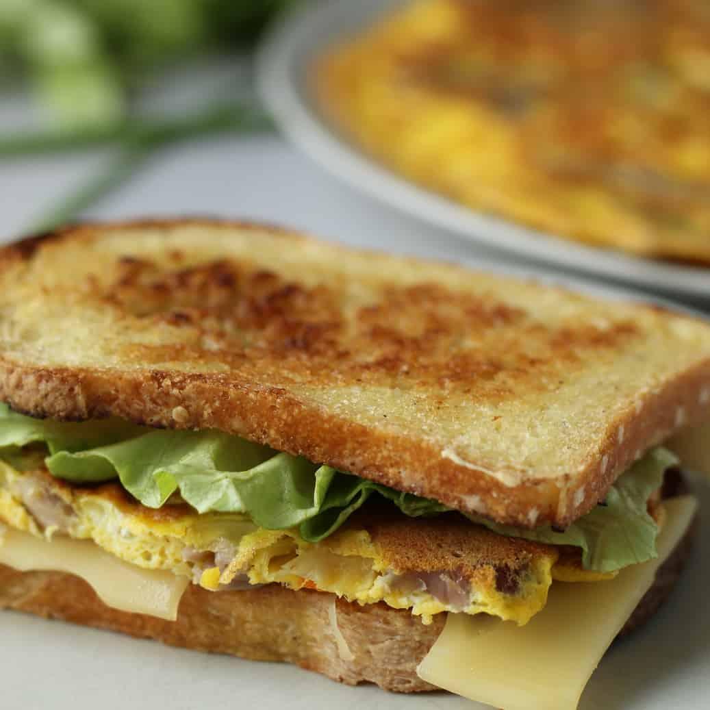Sandwich coréen