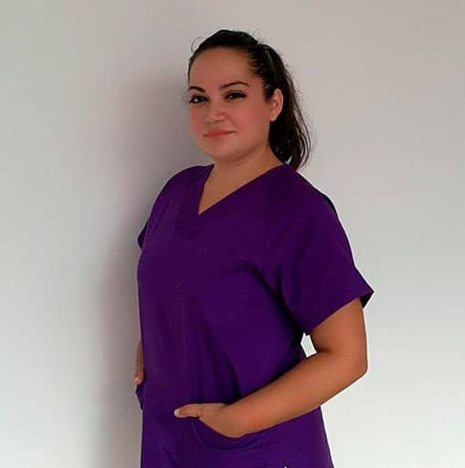 Fisioterapeutas Murcia (Guadalupe). Acantha Fisioterapia. Cristina