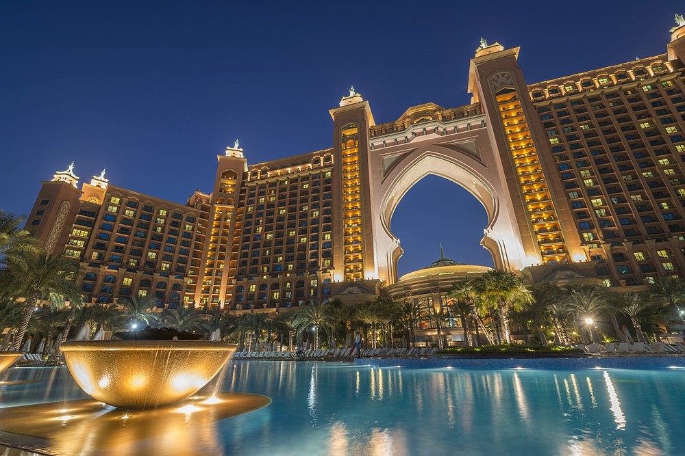 Atlantis the Palm Hotel Dubai
