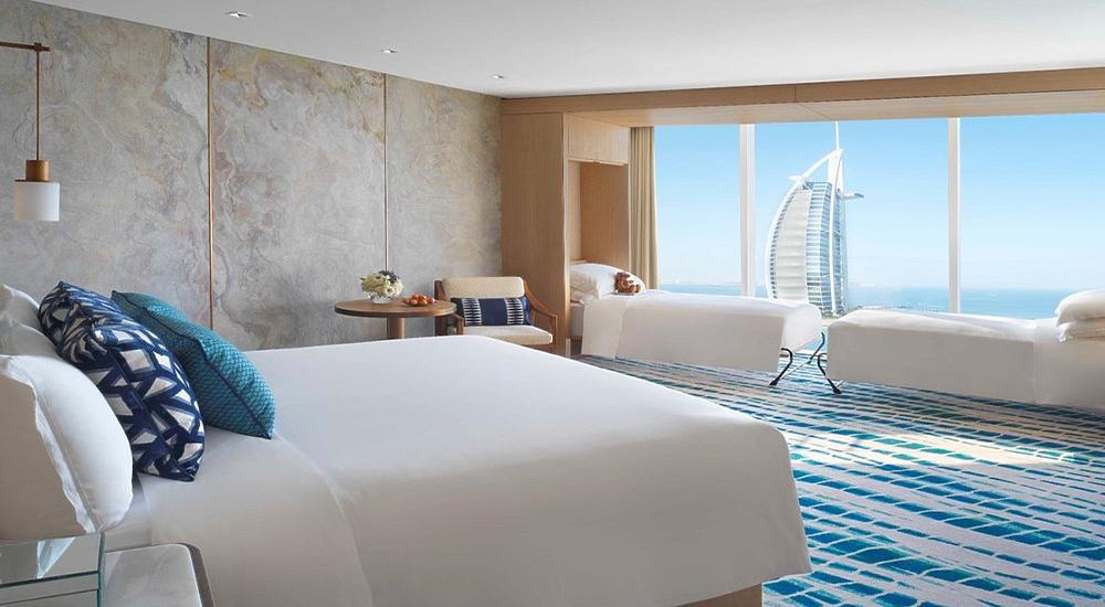 Jumeirah Beach Hotel Dubai