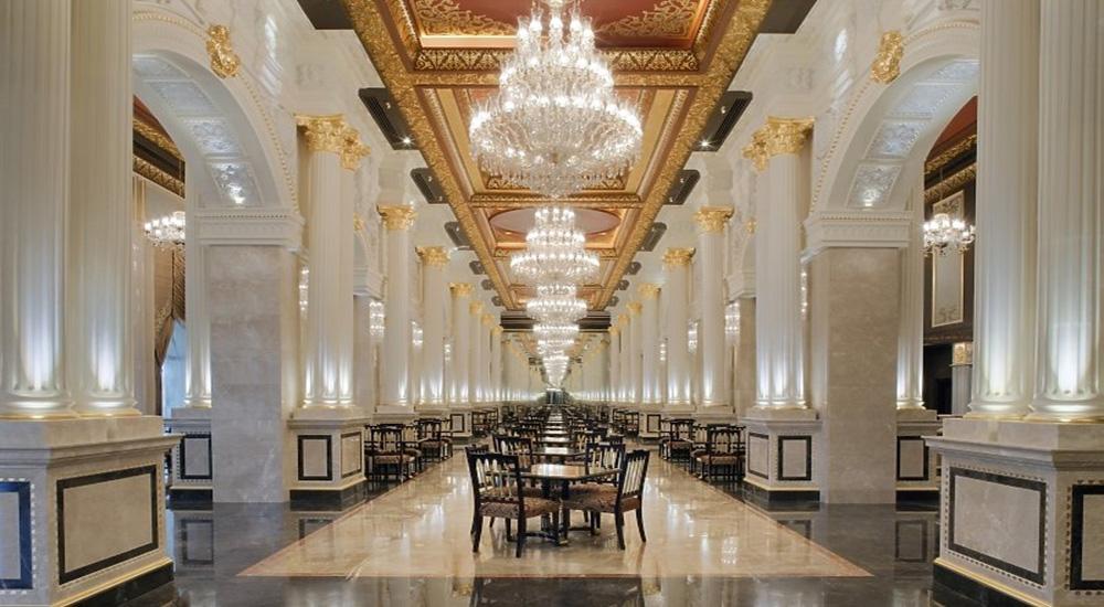 Jumeirah Zabeel Saray Hotel Dubai