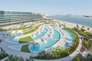 W Dubai The Palm Jumeirah Hotel