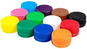 SUPVOX Tappi di Bottiglia di plastica 100pcs coperchi di Bottiglie Colorate  Tappi di Bottiglia di Protezione Ambientale Fai da Te per progetti di  Artigianato per Bambini: Amazon.it: Casa e cucina