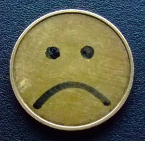 CoinSmiley-sad
