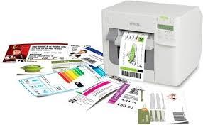 stampante di etichette a colori Epson C3500